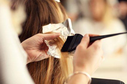 Hair Coloring Women